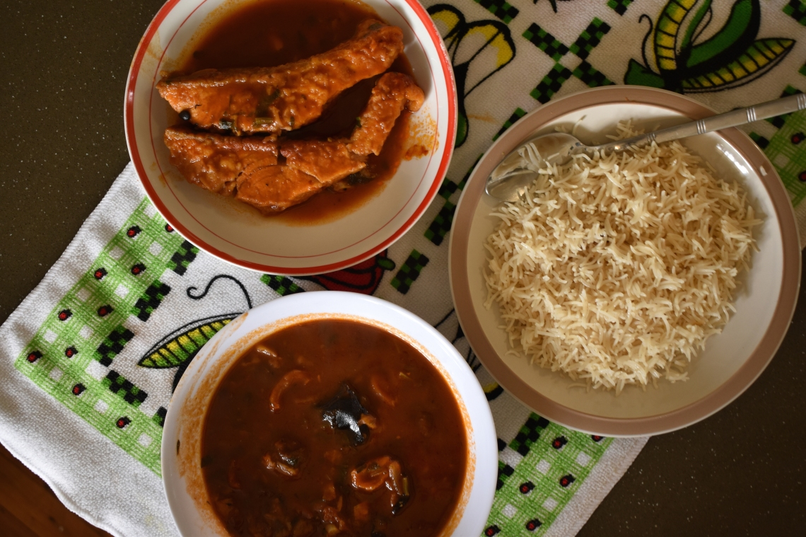 Aghadeer Fish Soup