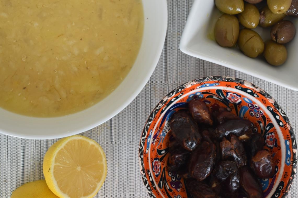 Sherene_Red Lentil Soup
